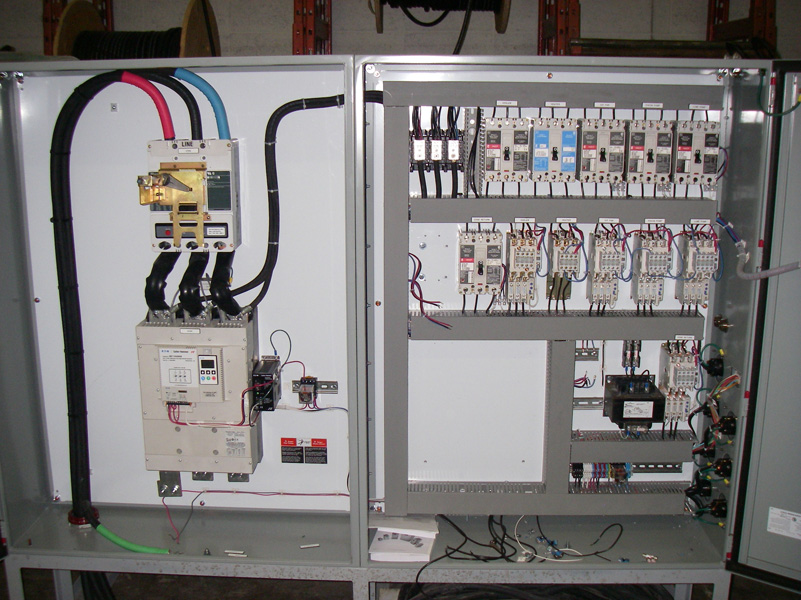 Custom Electrical Panels   Calrose Electric Ltd.   Reliable ...