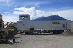 Control trailer